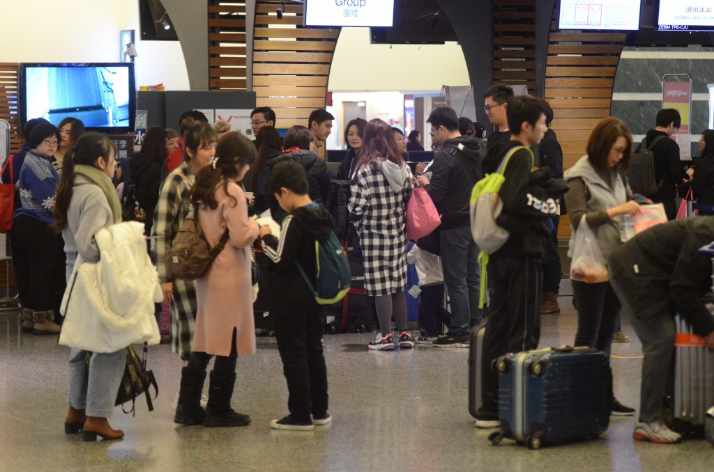 China Airlines' flight schedule will return to normal on February 21.