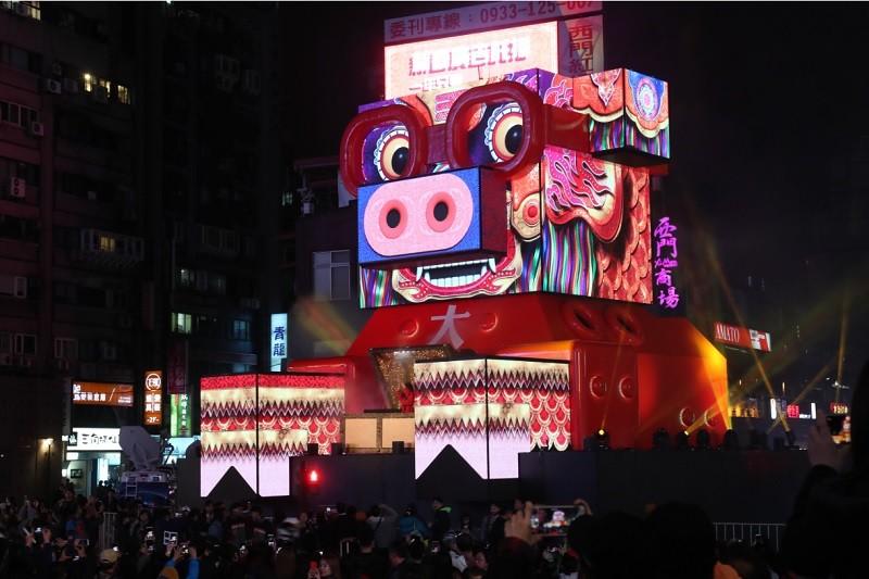 【更新】2019台北燈節今開幕 預估20萬人出席