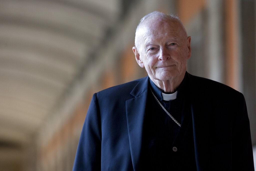 美樞機主教麥卡里克因性虐童慘遭除職。(美聯社)