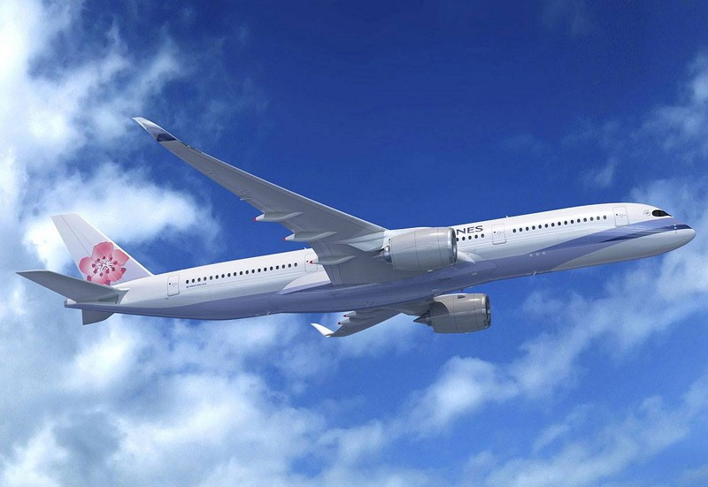 Photo/FB China Airlines