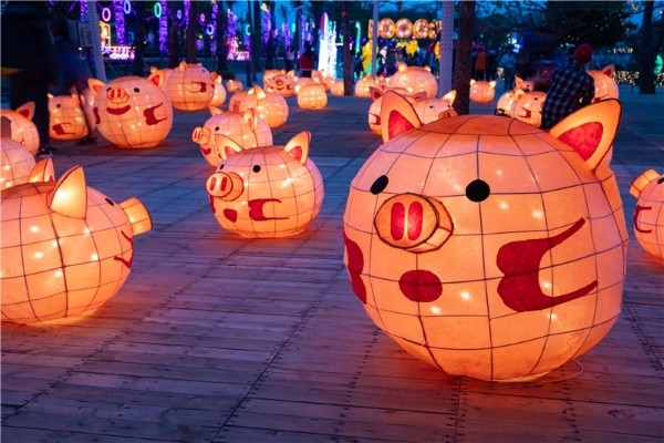 Image result for lantern festival 600 x 400