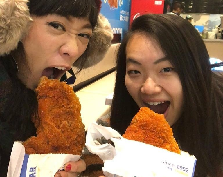 Taiwan S Hot Star Large Fried Chicken Now Open In Montreal Canada Taiwan News 2019 02 19 18 24 00