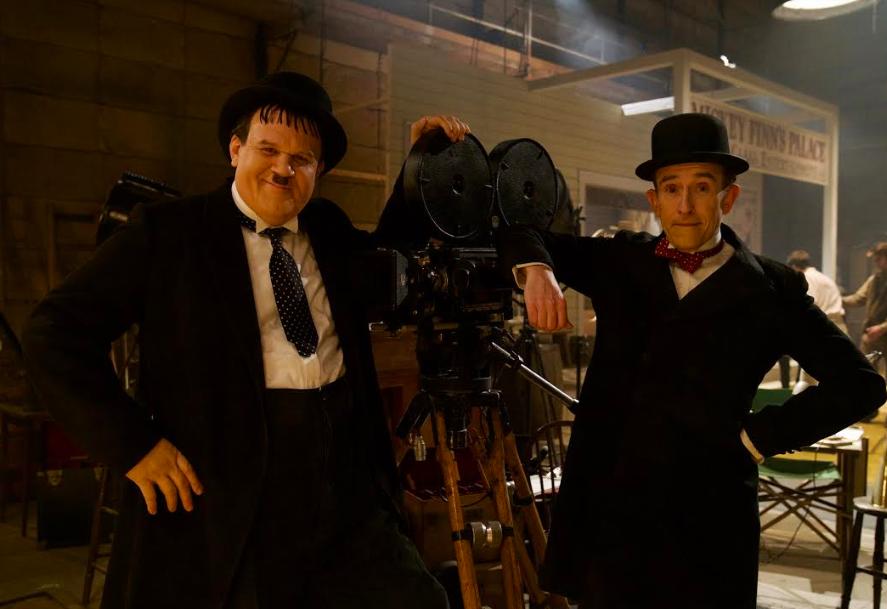 英國喜劇界的傳奇「勞萊與哈台」已被翻拍成電影,將於3月22日上映(圖/采昌國際)