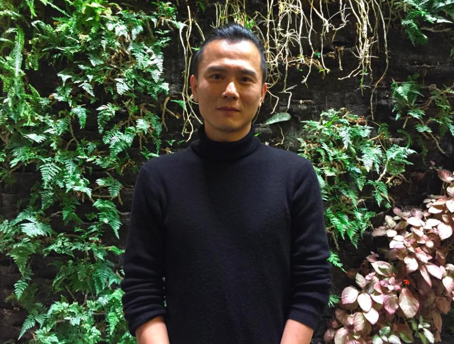 「毛月亮」將帶給觀眾野蠻狂放又超現實的科技時空(圖/台灣英文新聞 Lyla Liu)