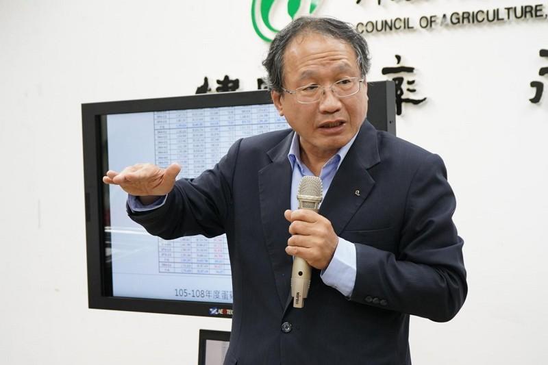 農委會副主委黃金城(圖/農委會)