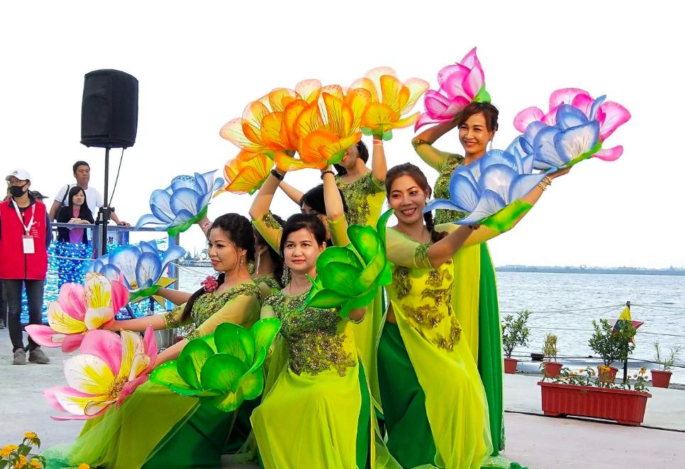 屏東燈會舉辦多場多元文化活動(圖/i屏東臉書)