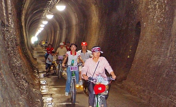 (Photo taken from Taichung Travel Net, courtesy of Taichung's Tourism and Travel Bureau)