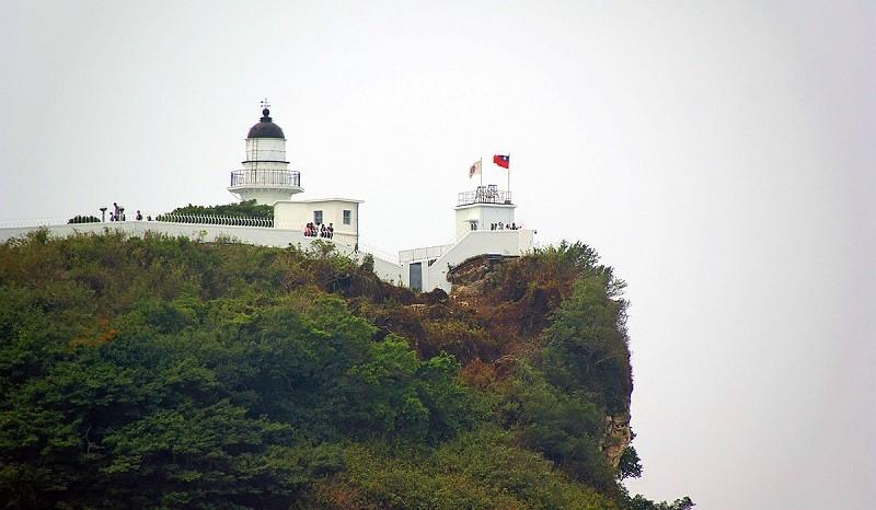 旗後砲臺 (photo taken from Wikimedia Commons)