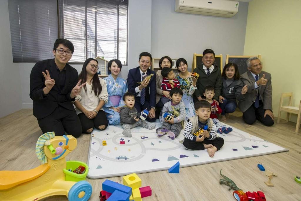 新竹市新住民家庭服務中心老屋翻新。(新竹市政府)