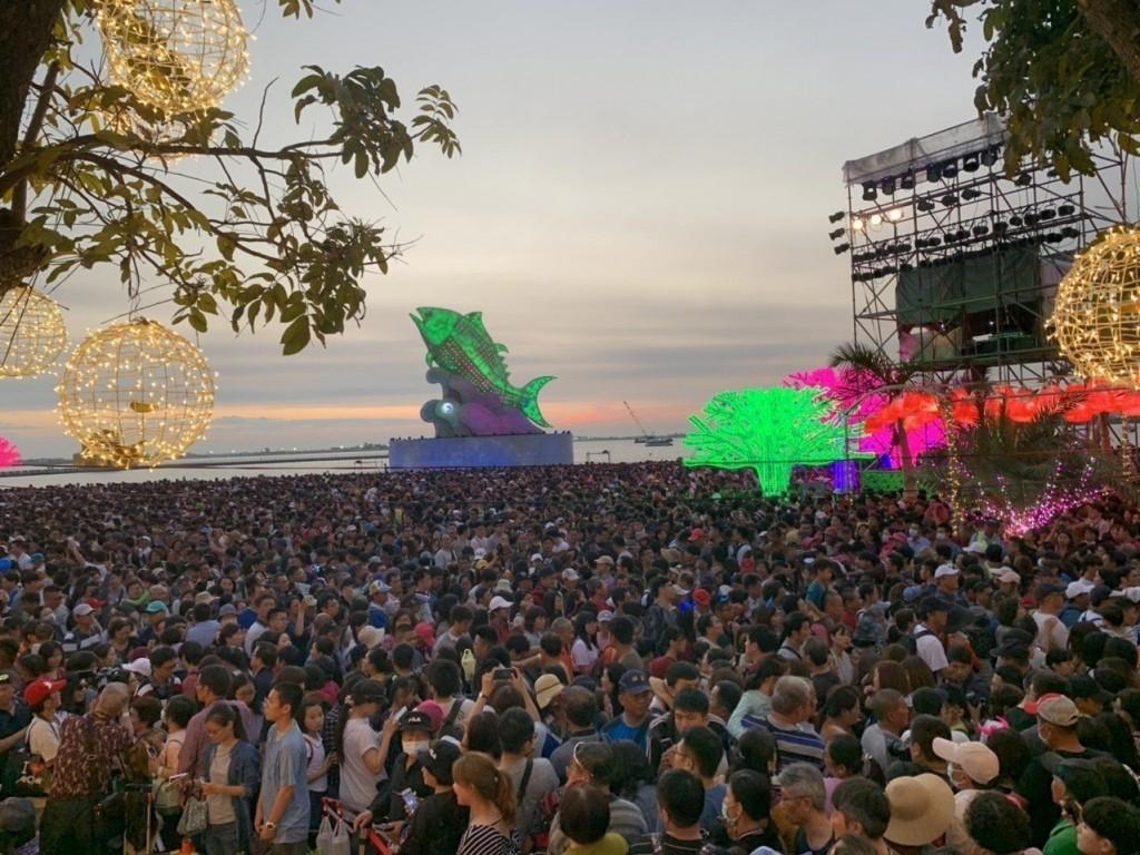 Over 11 million visitors attend 2019 Taiwan Lantern Festival