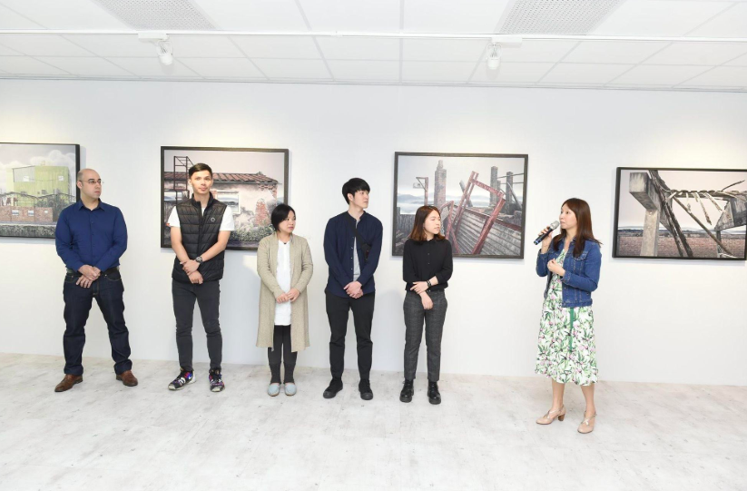 Art exhibition 'Treasure Memories of Desolate Spaces' being held at Yuan Ru gallery Taipei (photo by Yuan Ru gallery)
