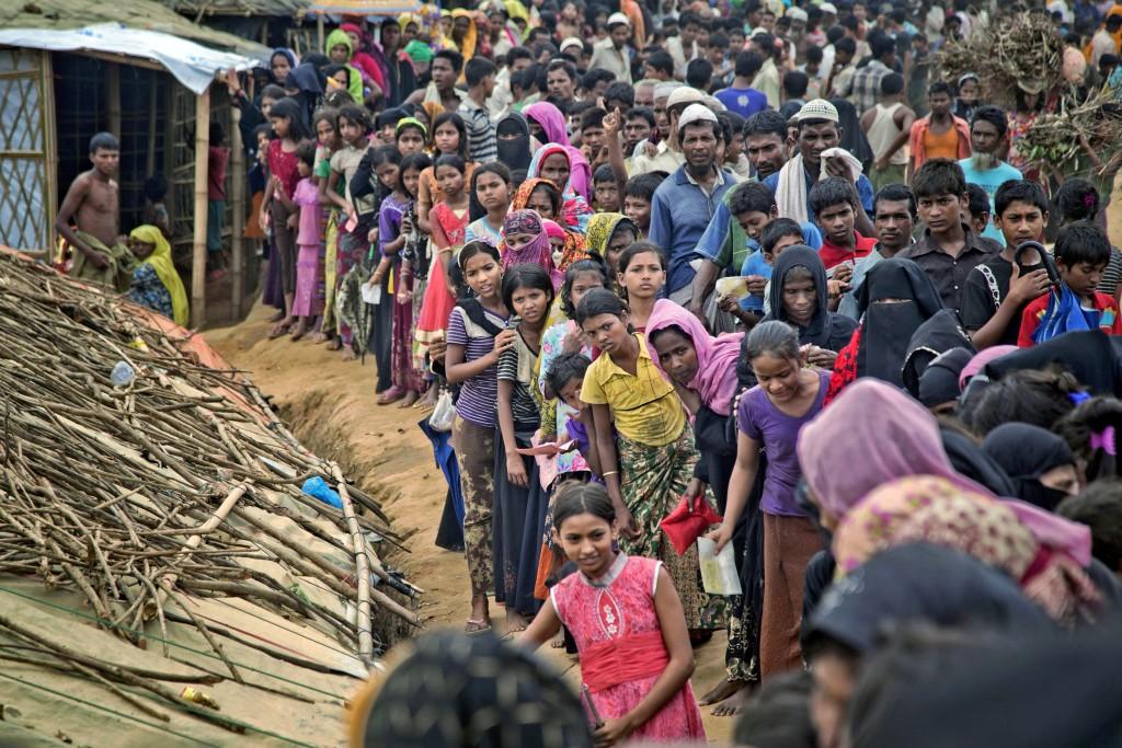 Bangladesh to begin resettling Rohingya refug    | Taiwan News