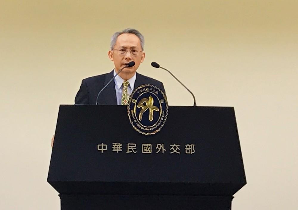 非政府組織國際事務會執行長賴銘琪