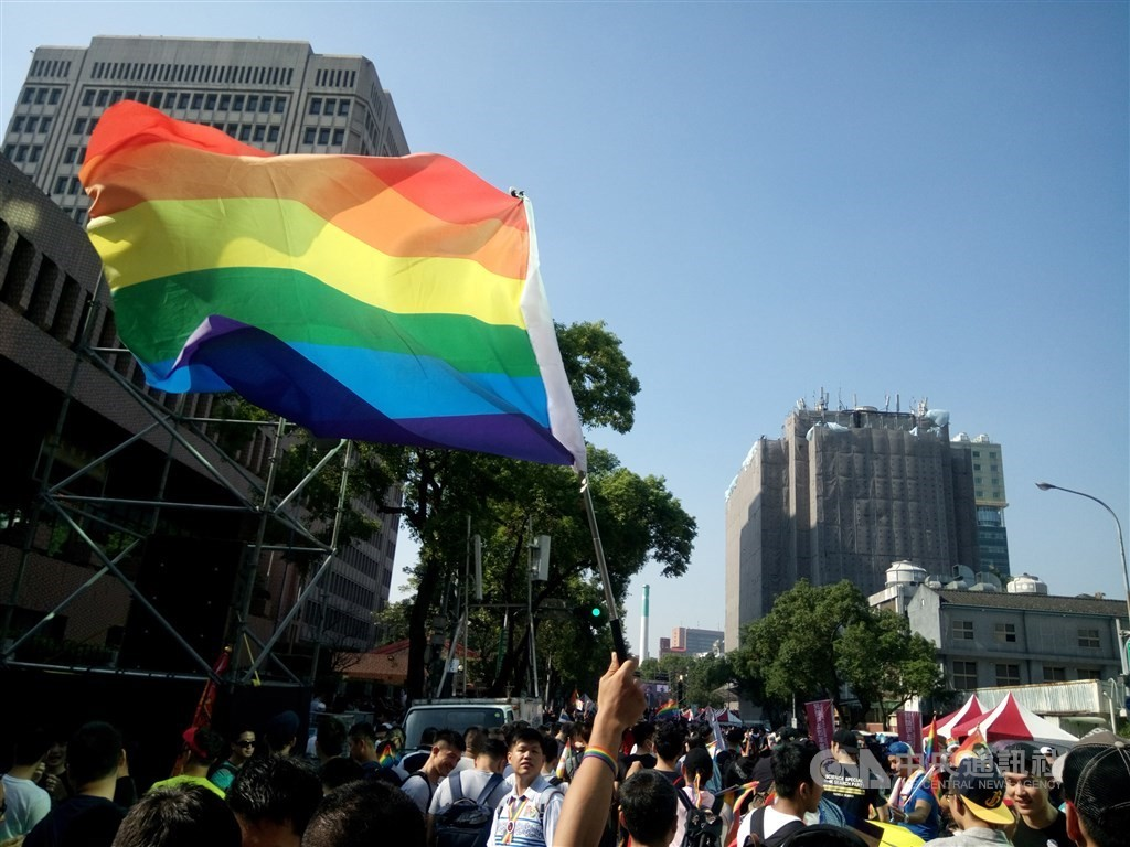 Same-sex marriage moves to second reading at Legislative Yuan