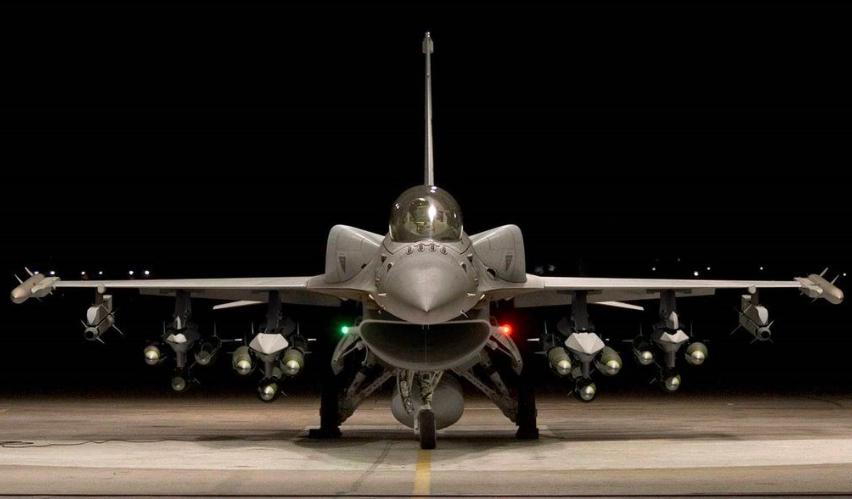 空軍司令部6日表示,已循正式管道,向美方提出採購F-16V新戰機(圖)需求,(圖/洛克希德馬丁公司網頁lockheedmartin.com...