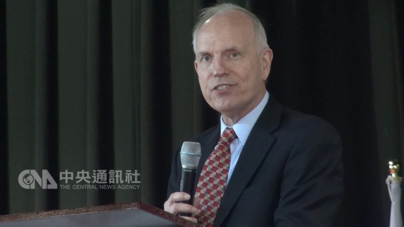 John J. Norris Jr., Managing Director of the Washington Office of the American Institute in Taiwan (AIT)