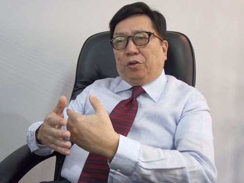 Philippines representative in Taiwan, Angelito Tan Banayo.