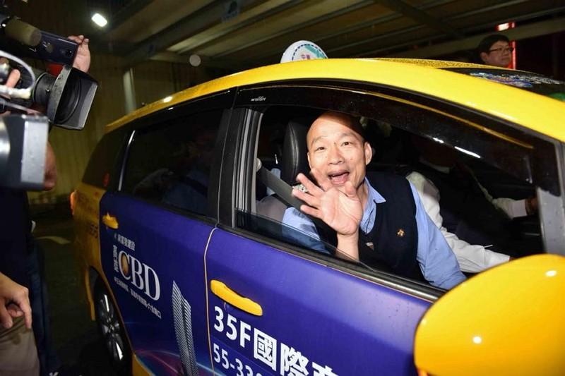 Kaohsiung Mayor Han Kuo-yu (Photo/Han's FB)
