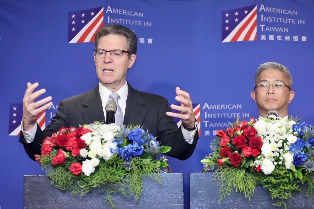 The U.S. Ambassador-at-Large for International Religious Freedom Sam Brownback (Source: CNA)