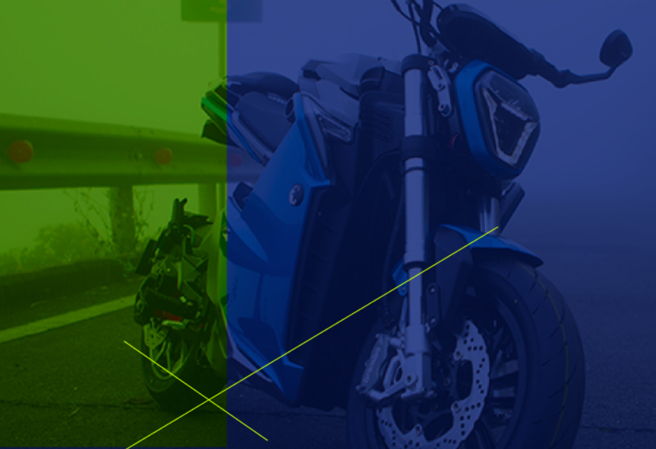 Taiwan's Otto Bike exports an electric off-road motorbike (screenshot from www.otto-bike.com).