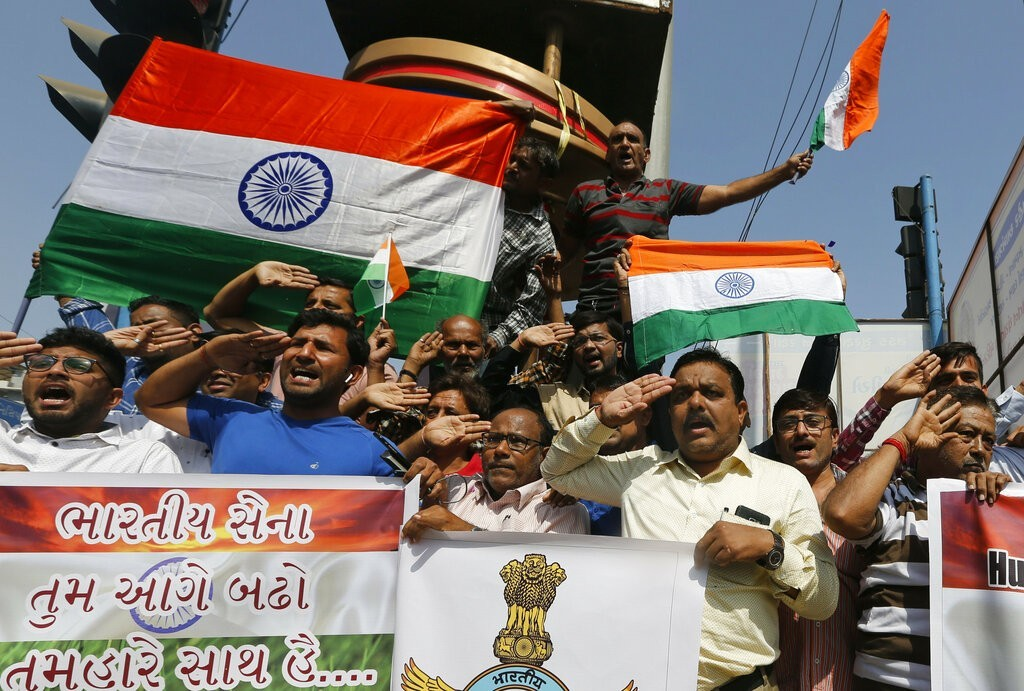 Indian traders plan protests against Chinese goods