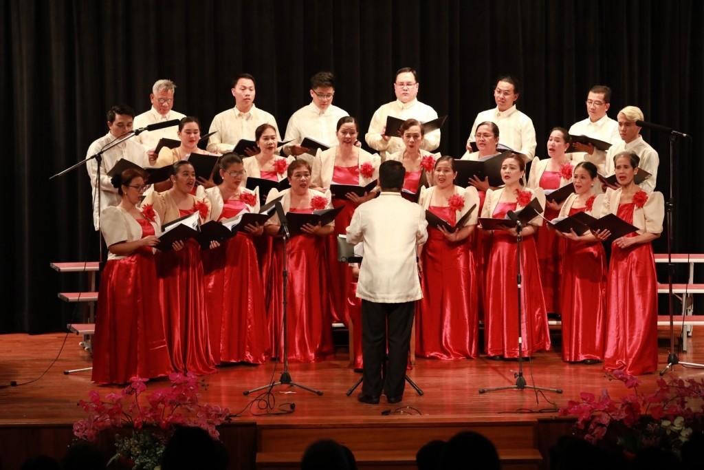 (圖/擷取自 Manila Concert Choir 臉書)