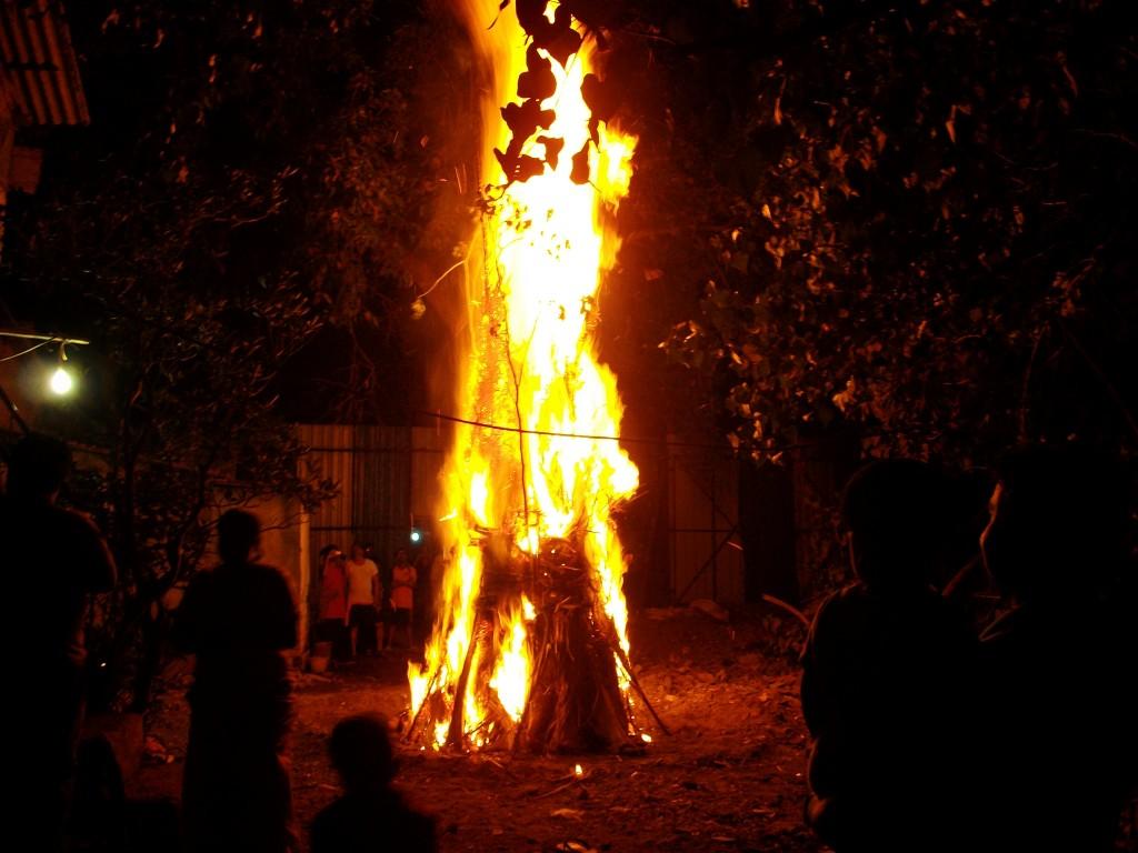 印度今天將焚燒中國貨品。(Wikimedia Commons)