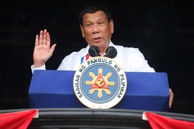 File photo: Rodrigo Duterte