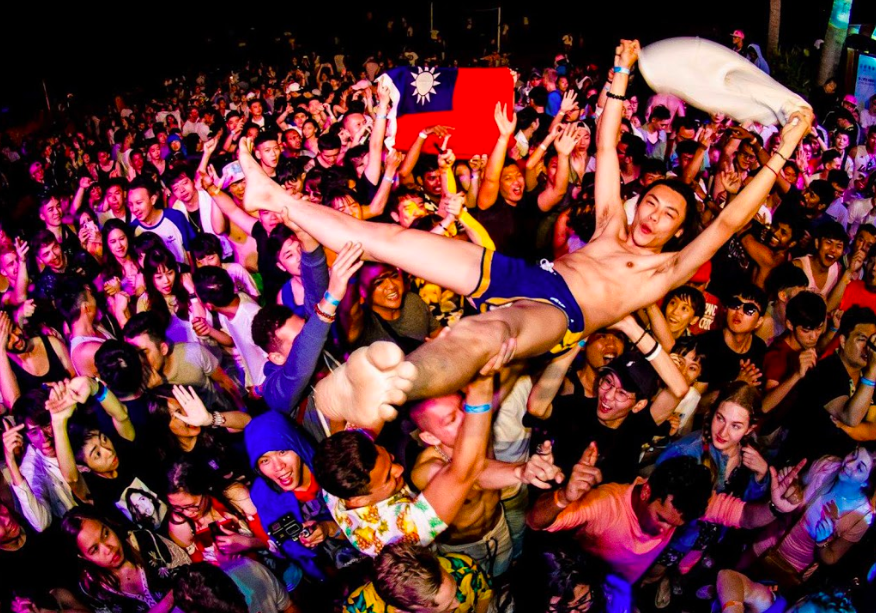 Spring Break on the Beach 2019 returns to sou... | Taiwan News