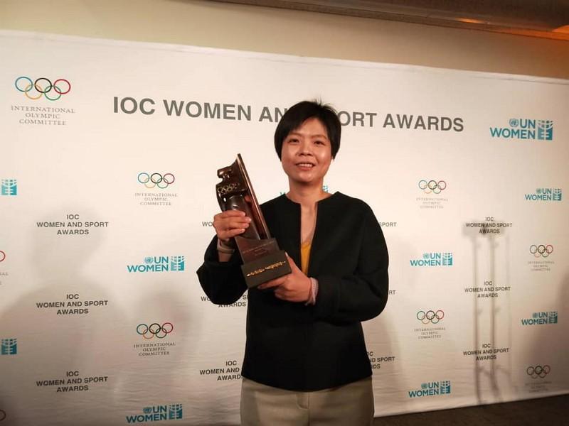 Liu Po-chun (Photo/Liu's FB)