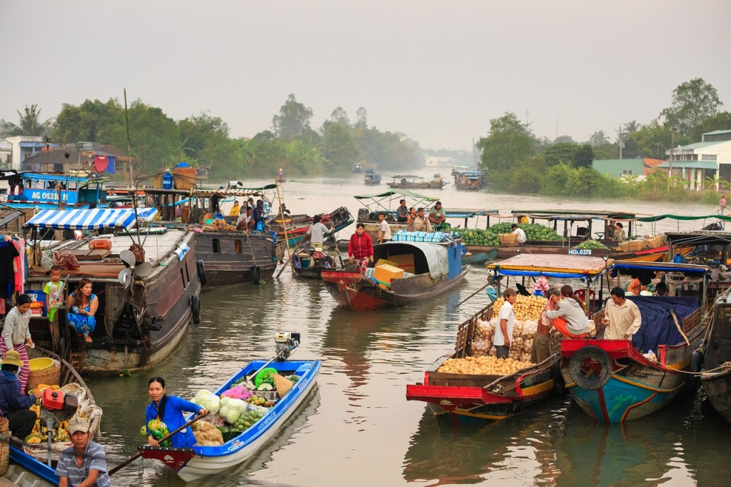 越南示意圖(圖片來源:pixabay)