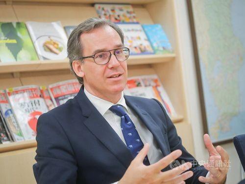 Swedish envoy seeking Taiwanese investment in Sweden