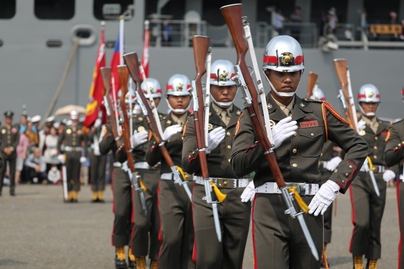 Taiwan Navy Dunmu Fleet will showcase flagship for public view