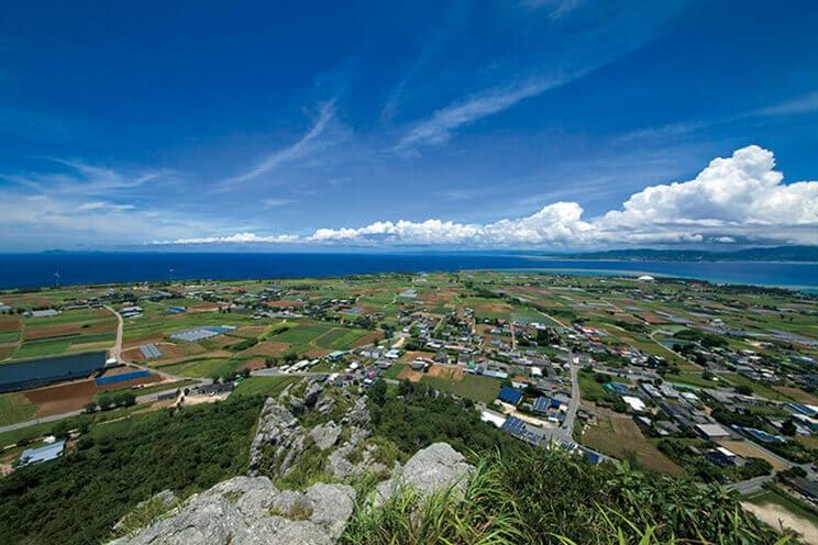 伊江島(圖片來源:伊江島觀光協會)