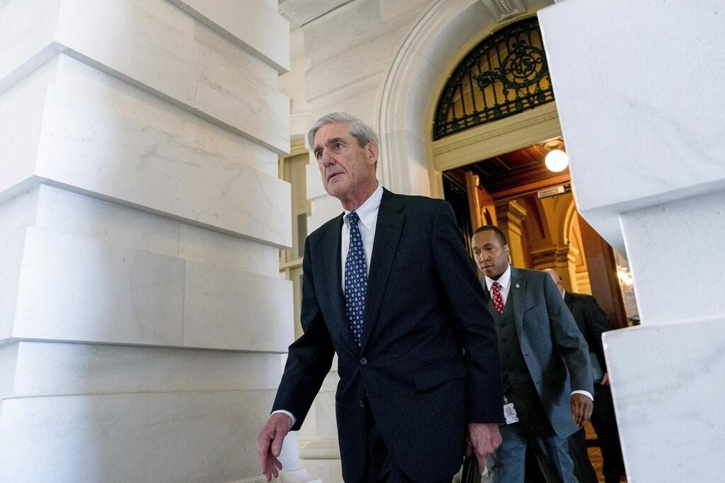 針對川普的「通俄門」事件,負責調查的特別檢察官穆勒(Robert Mueller)已經正式完成最新的報告。(圖/美聯社)
