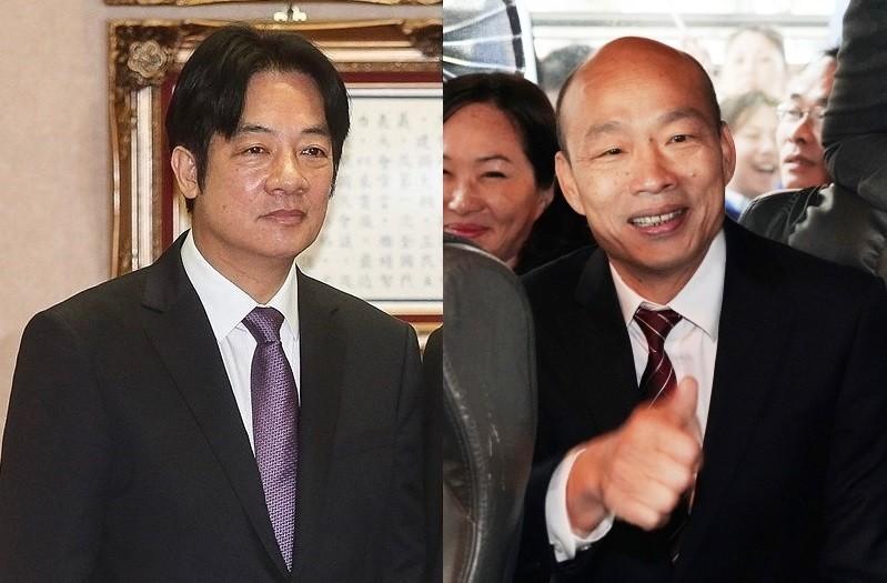 Lai (left), Han (right).