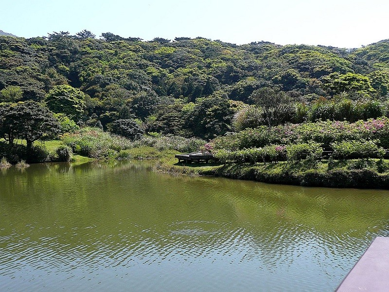 The Datun Nature Park in the Yangmingshan National Park