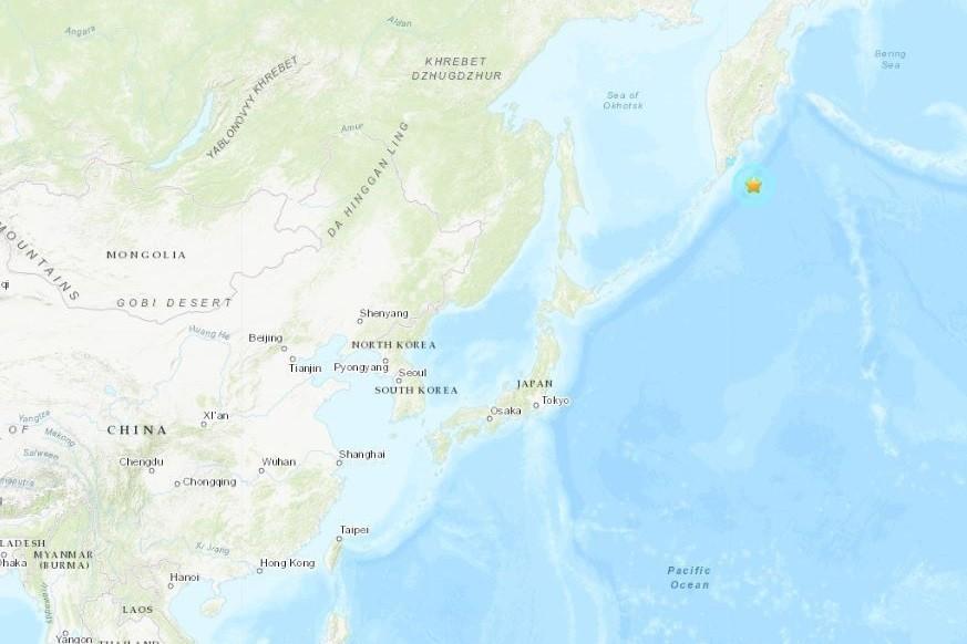 (圖/翻攝自美國地質調查所USGS)