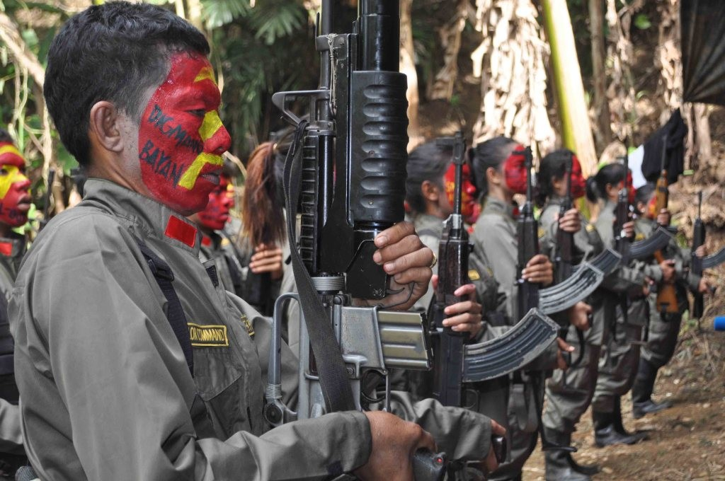 File photo: NPA rebels August, 2017 (Photo by New People's Army)