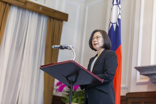 President Tsai Ing-wen (Source: Presidential Office)