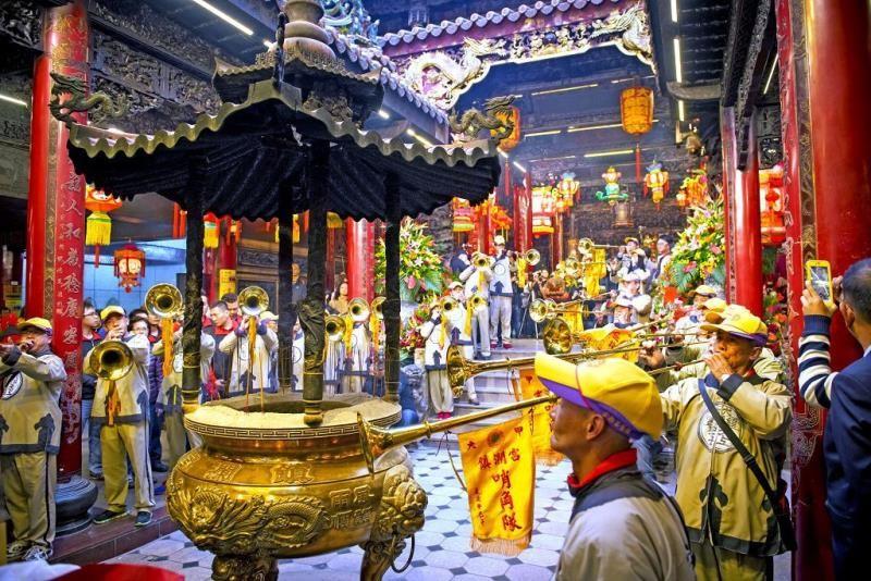 (Photo courtesy of Taiwan's Tourism Bureau)