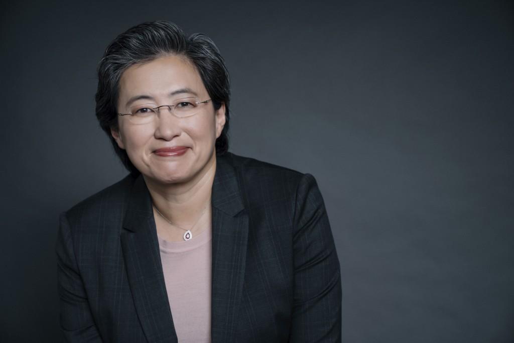 AMD CEO and President Lisa Su (photo courtesy of TAITRA)