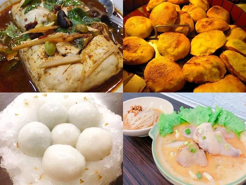 米其林官方3日公布今年入選「必比登推介」美食餐廳的夜市小吃名單