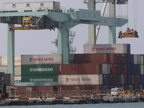 Taiwan ranked 18th-largest exporter of goods in 2018