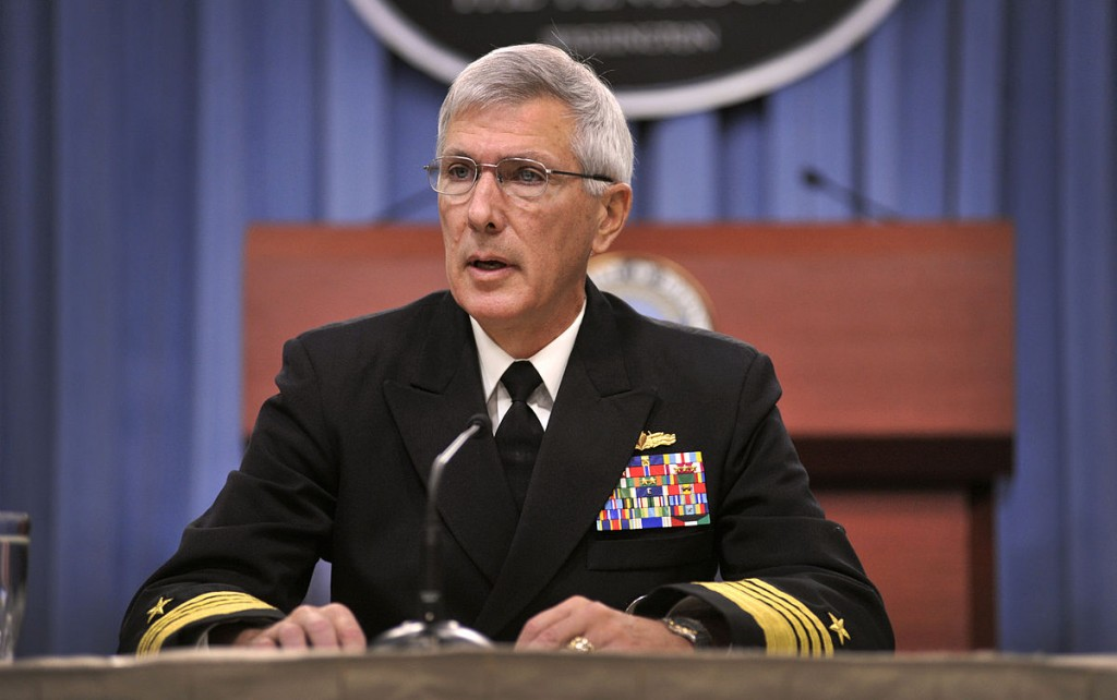 Samuel J. Locklear, file photo, Dec. 2012