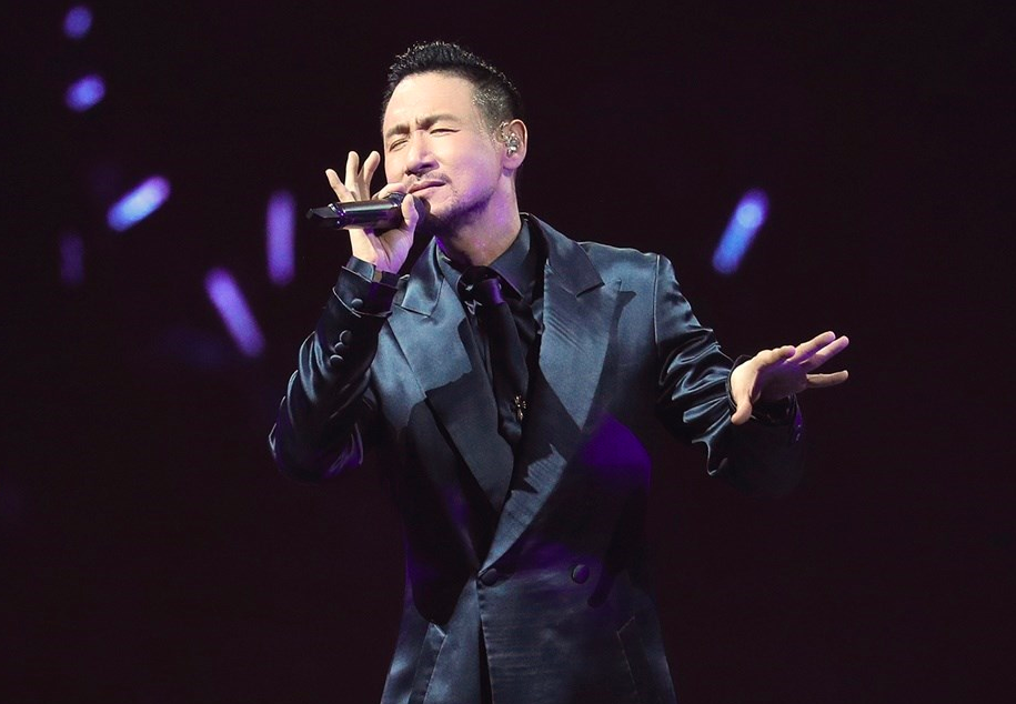Hong Kong pop icon Jacky Cheung