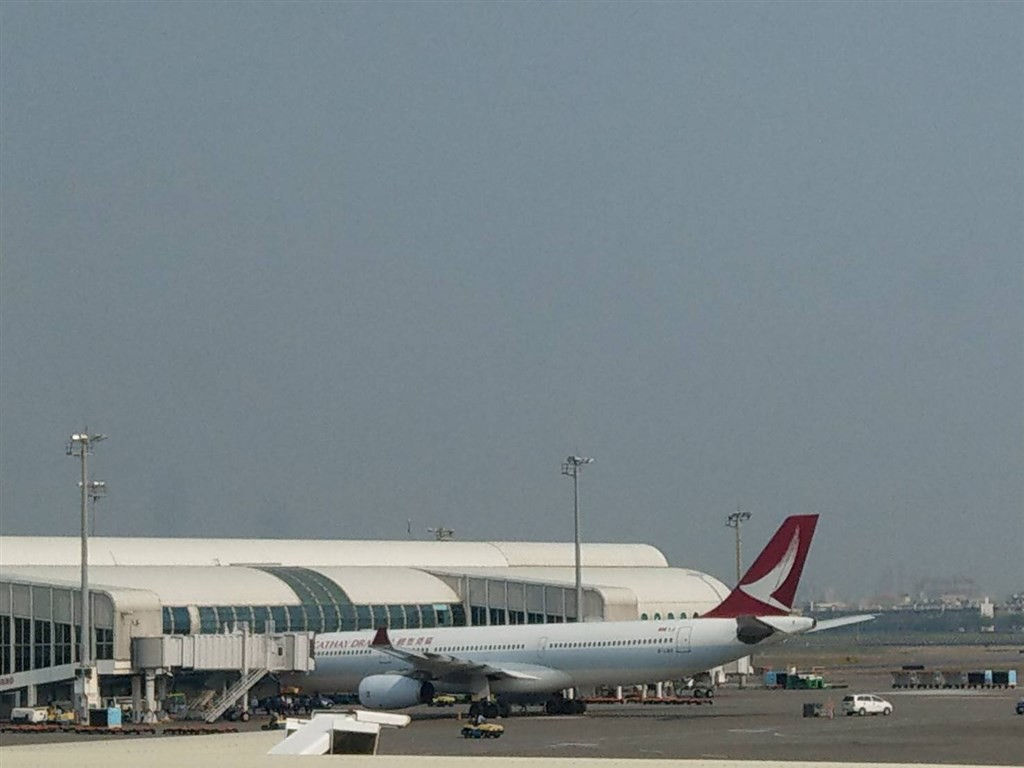 (Image from Kaohsiung International Airport)