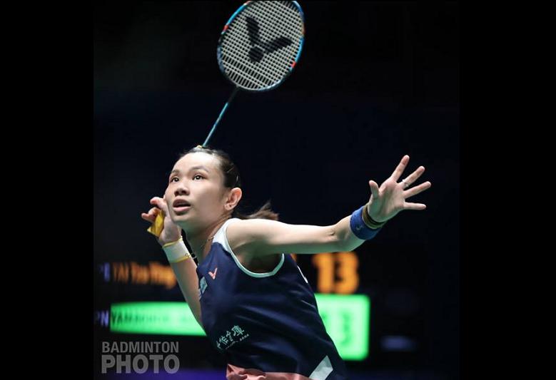 戴資穎7日在馬來西亞羽球公開賽蟬聯冠軍(圖/其臉書)