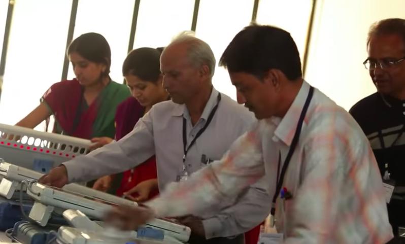 印度國會選舉投票將開跑(圖擷取自youtube)