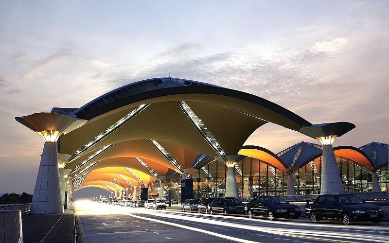 Kuala Lumpur International Airport. (Wikipedia photo)